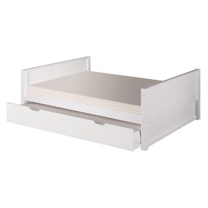Isabelle Full/Double Panel Bed with Trundle