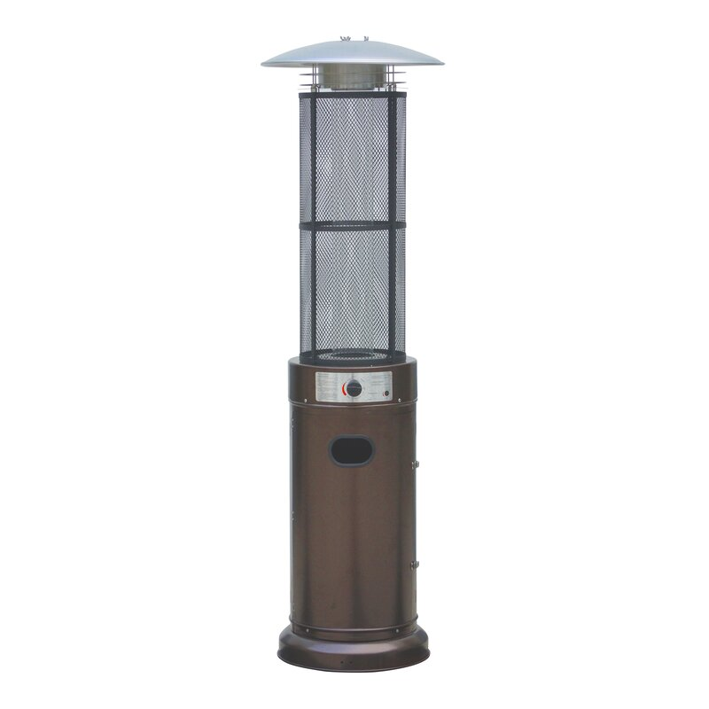 Circle Pyramid Home Commercial Gl 34000 Btu Propane Patio Heater