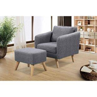 Fabric Armchairs Wayfair Co Uk