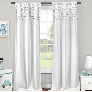 8418d180fe1 White Curtains With Trim