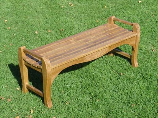 outdoor dining furniture reclaimed teak patio blok benches warehouse bench