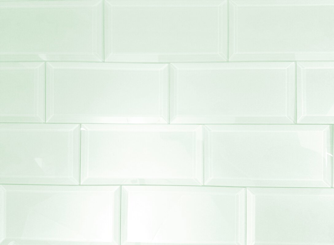 Abolos frosted elegance 3 x 6 glass subway tile in glossy arctic frosted elegance 3 x 6 glass subway tile in glossy arctic doublecrazyfo Gallery