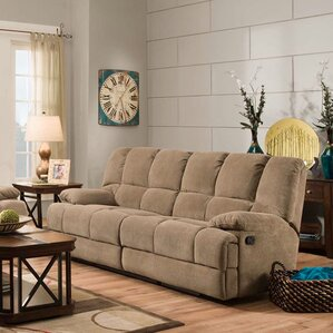 Penn Double Reclining Sofa by Cambridge
