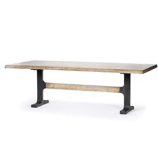 Machado Solid Wood Dining Table