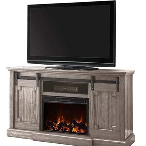 BaoBao Media Electric Fireplace TV Stand by Gracie Oaks