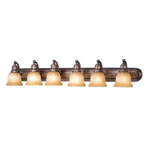 Sutherland 6-Light Vanity Light