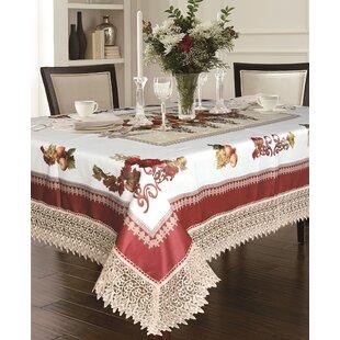 52 X 70 Tablecloth | Wayfair