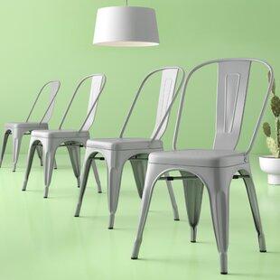 Cast Iron Dining Chairs | Wayfair