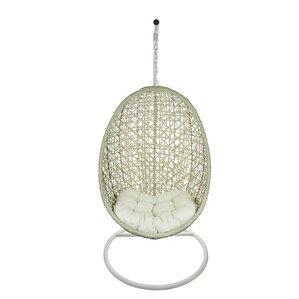 Indoor Swing Chair indoor hanging egg chair   wayfair