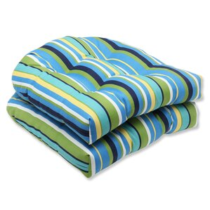 topanga outdoor dining chair cushion set of 2