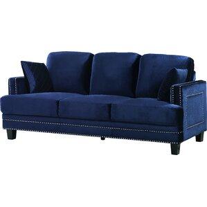 dia modern nailhead sofa - Nailhead Sofa
