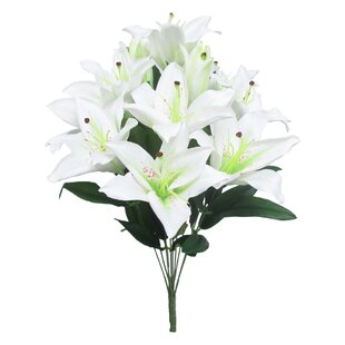 White Flower Arrangements Youll Love Wayfair