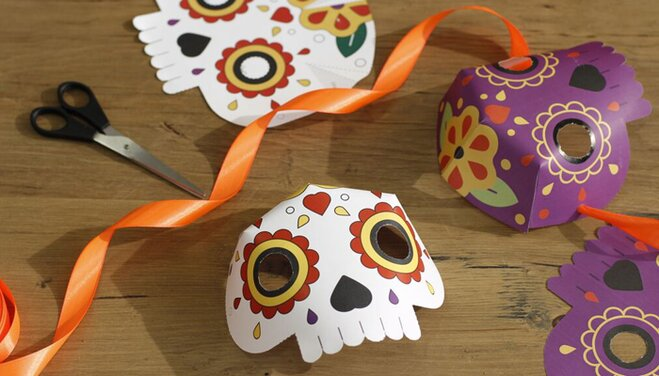 DIY: 3D-Monster-Maske | Wayfair.de