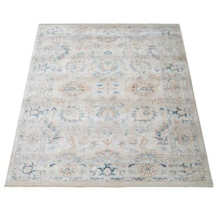 Comparison Resaca Oriental Aqua/White Area Rug By Ophelia & Co.
