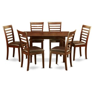 Phoenixville 7 Piece Dining Set by Thr..