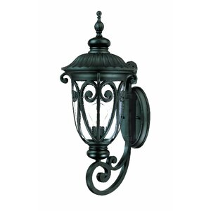 Appalachian 1-Light Outdoor Sconce