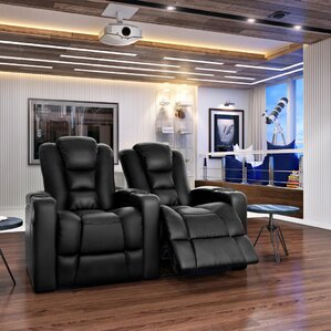 Mega XL950 Home Theatre Lounger (Row of 2) by Octane Seating