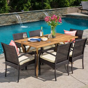 Outdoor Dining Furniture patio dining sets you'll love | wayfair