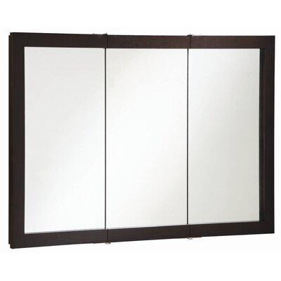 Winston Porter Searle 48 x 30 Surface Mount Framed Medicine Cabinet