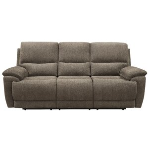 Ahearn Motion Reclining Sofa by Red Barrel S..