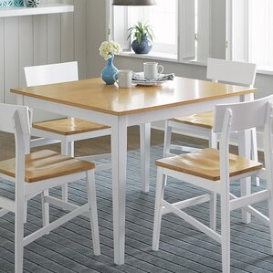 Finley Dining Table by Beachcrest Home