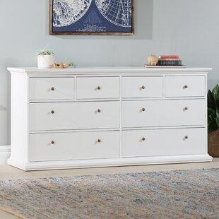 Breckenridge 8 Drawer Double Dresser