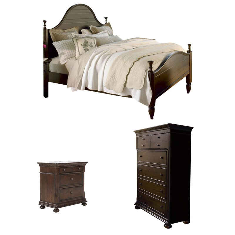Paula deen home paula deen down home panel configurable - Paula deen bedroom furniture collection ...
