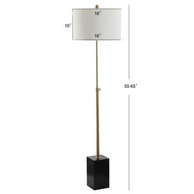 Claude 65 floor lamp