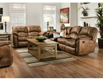weston rocking loveseat recliner