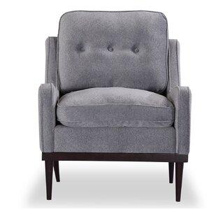Agustin Midcentury Modern Armchair