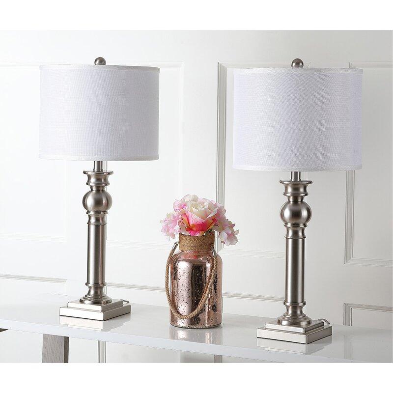 Safavieh argos column 2825 table lamp reviews wayfair argos column 2825 table lamp aloadofball Image collections
