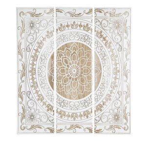 Wood Medallion Wall Decor stunning decorative wall medallions contemporary - home decorating