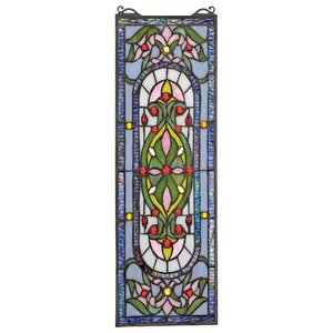Palais-Royal Tiffany-Style Stain Glass Window
