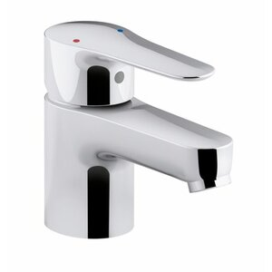 Julyu0099 Single-Handle Commercial Bathroom Sink Faucet without Drain
