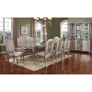 Redick 9 Piece Dining Set by Willa Arlo Interiors