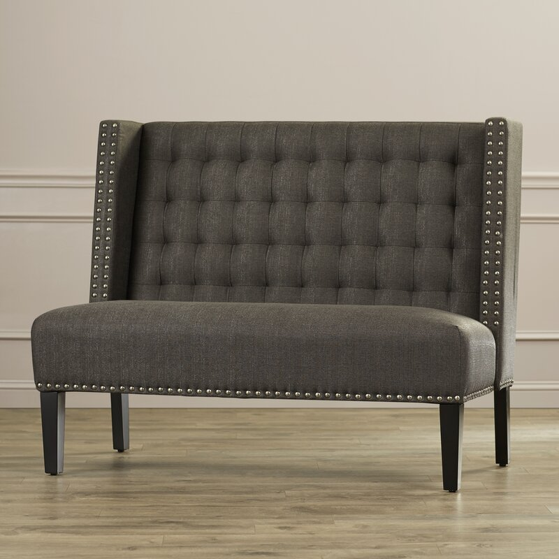 Wayfair All Modern: Veroniza Upholstered Bench & Reviews