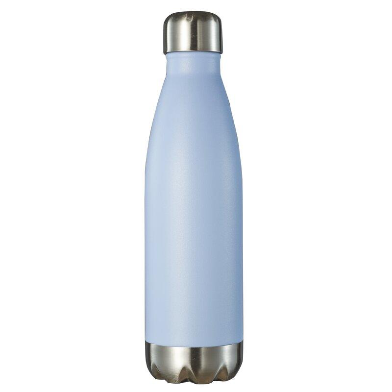92cf3e56d96f Ebern Designs Berdina Double Wall 16 oz. Stainless Steel Water ...