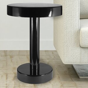 Pedroy End Table by Orren Ellis