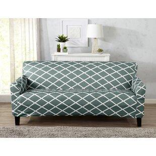 Attirant Blue Sofa Slipcovers Youu0027ll Love | Wayfair