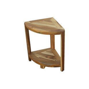 Earthyteak Shower Seat