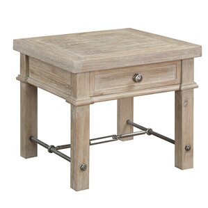 Byron End Table by Laurel Foundry Modern Farmhouse