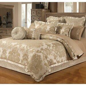 Layd 4 Piece Reversible Comforter Set