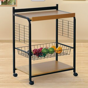 Kitchen Cart by Charlton Home
