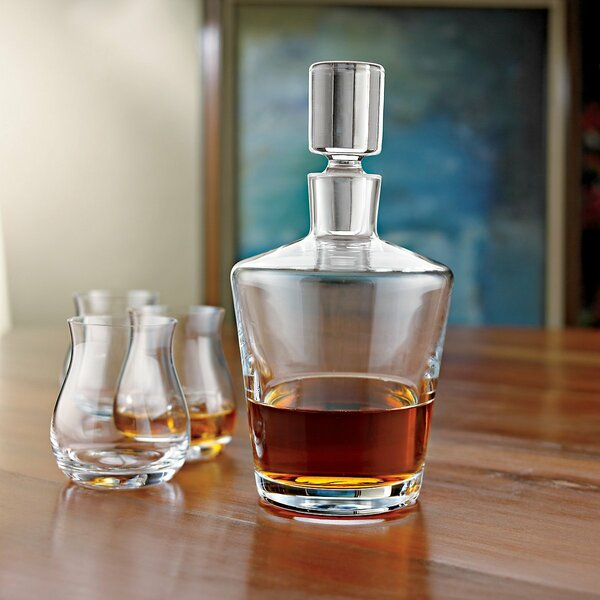 Wine Enthusiast Companies Ambador Whiskey Decanter Reviews Wayfair