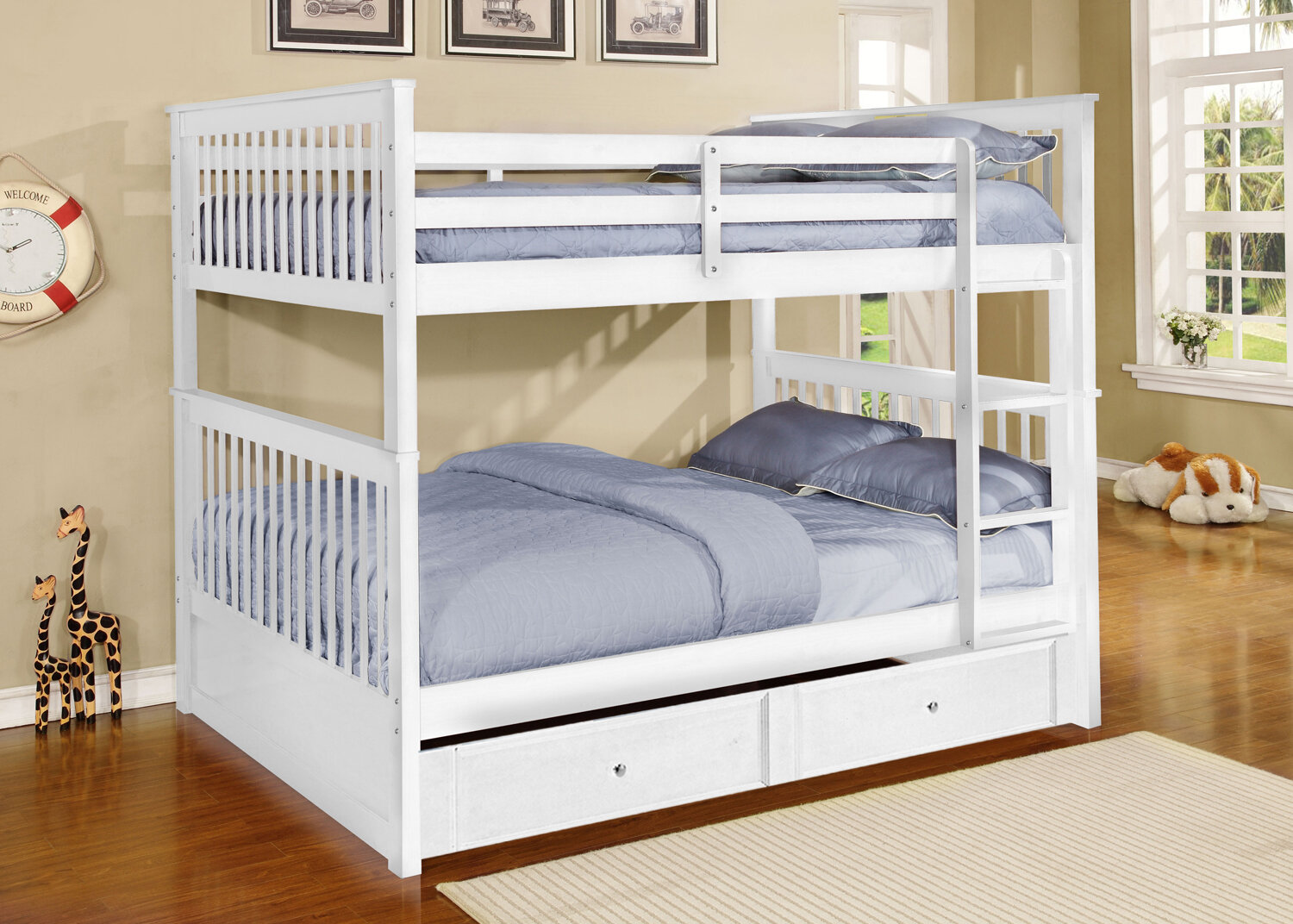 bunk larger trundle over with p camaflexi white htm tr mission full photo low bed