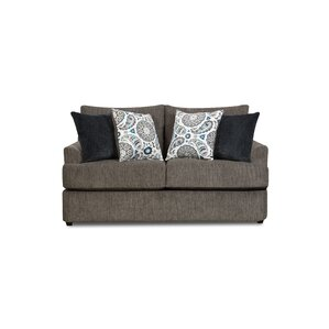 Simmons Upholstery Seminole Loveseat by Red ..