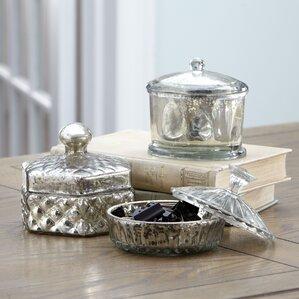 Bathroom Jar storage jars & containers | wayfair