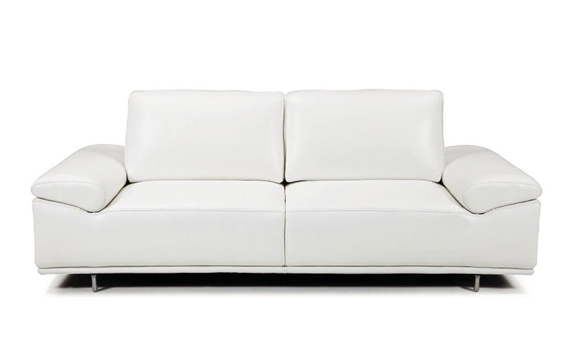 Roxanne Leather Reclining Sofa