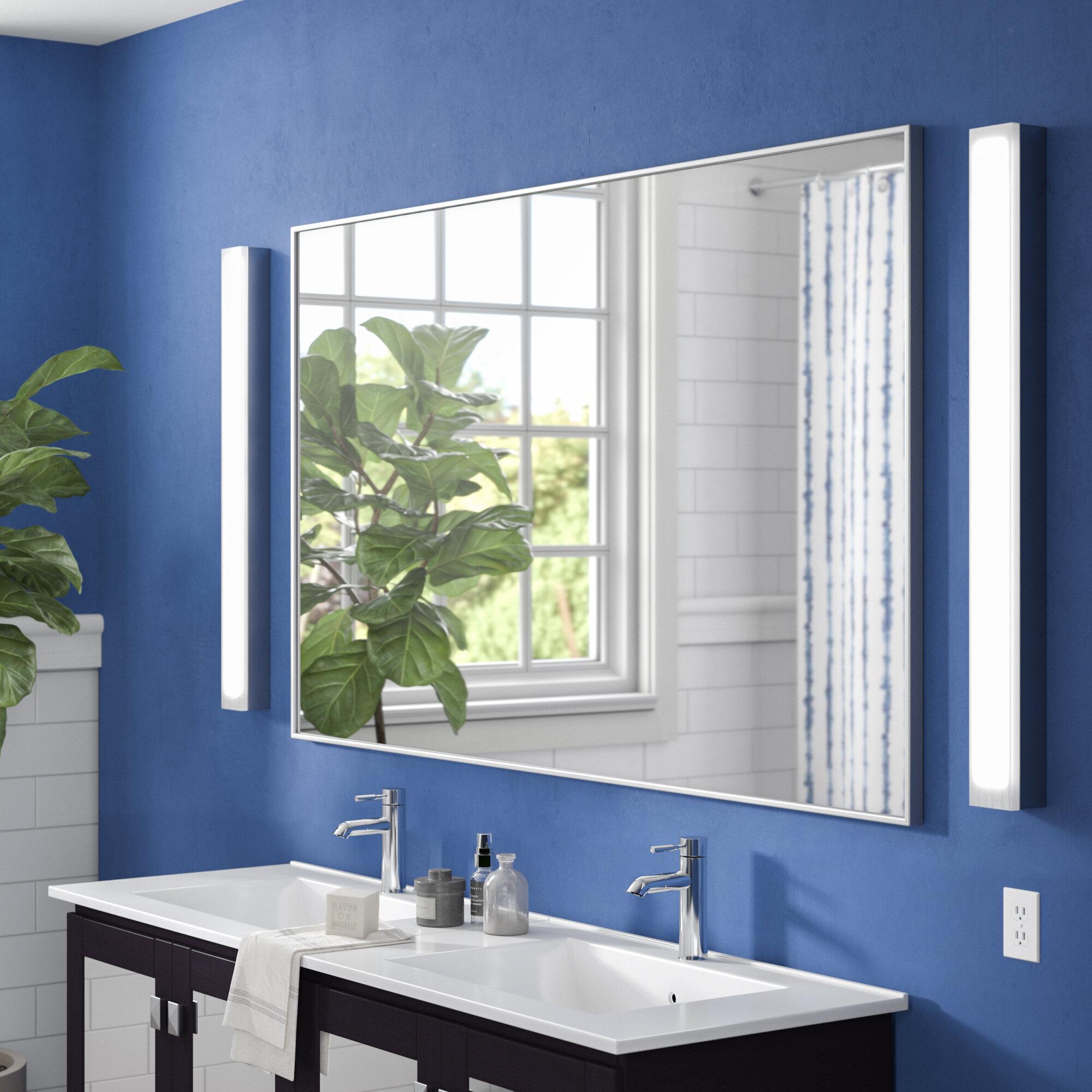 Vanity Mirror.Tinney Modern Contemporary Bathroom Vanity Mirror