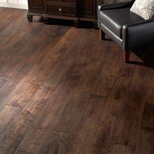 Wide Plank Engineered Hardwood Flooring Youll Love Wayfair